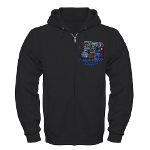Vancouver Souvenir Hooded Sweatshirts / Hoodies Landmark Art Hoodies