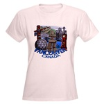 Vancouver Canada Souvenir Women's Light T-Shirt